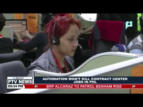 Automation won't kill contract center jobs in PHL
