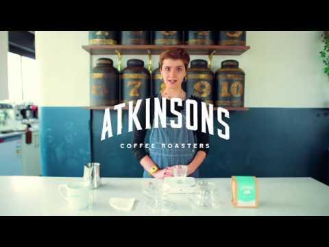 July Superlatives: Atkinsons Coffee Roasters Brew Guide