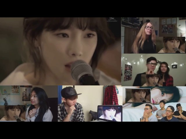 TAEYEON ??11:11 Live Acoustic Version Reaction mushup