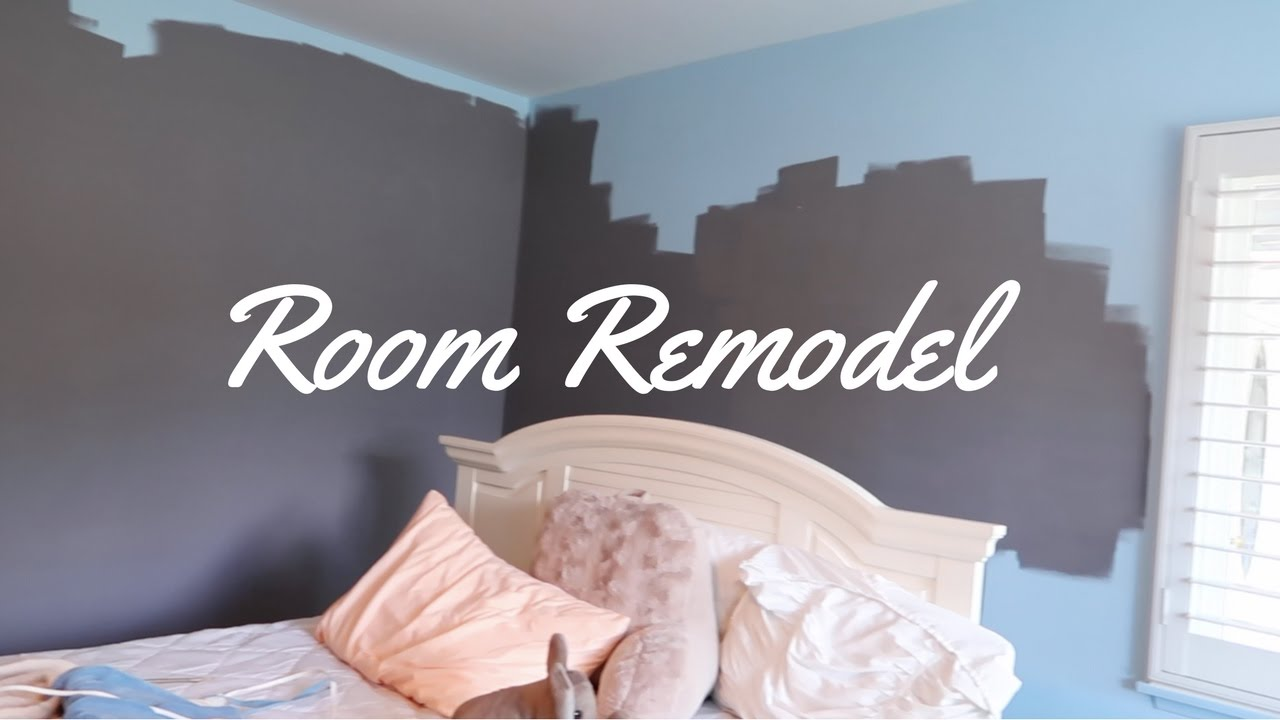 Remodeling My Bedroom Vlog