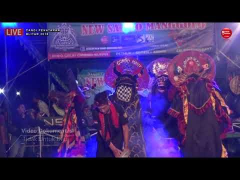 CINTA DIUJUNG KATA Cover Jaranan Voc Mama YAYUK == New SABDO MANGGOLO Live CANDI PENATARAN 2018