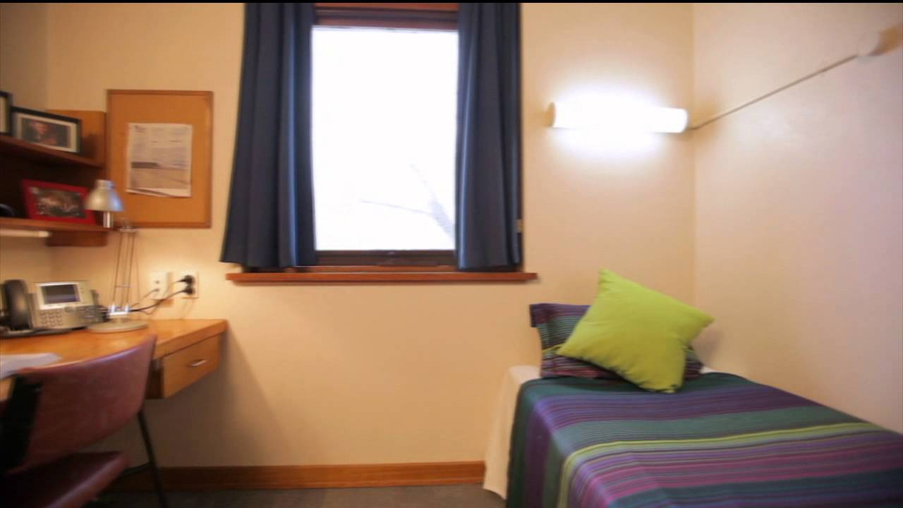 Clayton Halls Of Residence Virtual Tour Youtube