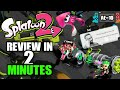 Review It: Splatoon 2 REVIEW!!!!! Its Golden!!!