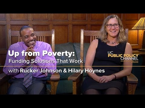 Up From Poverty: Funding Solutions That Work -- In the Living Room with Henry E. Brady