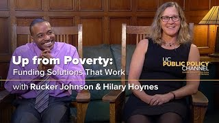 Up from Poverty: Funding Solutions That Work