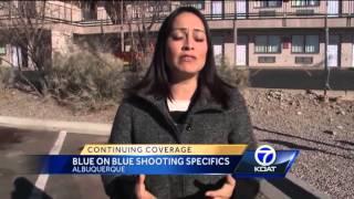 Still no specifics in blue-on-blue shooting