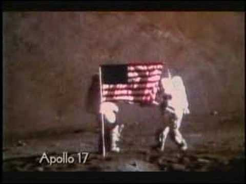 Astronauts on wires? - YouTube
