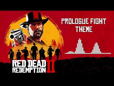 Red Dead Redemption 2  Soundtrack - Prologue Fight Theme   With Visualizer
