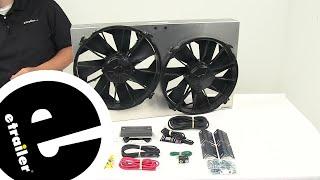 Derale Radiator Fans D66825 Review