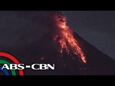Red Alert: Mayon Volcano Watch