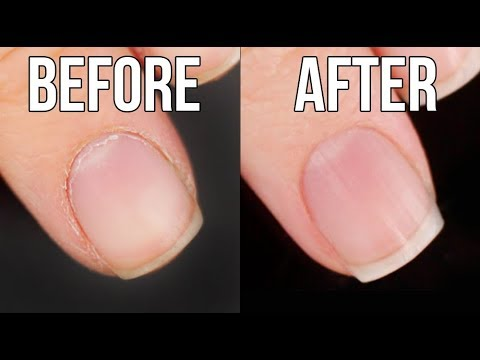 How I Saved My Cuticles (Nail Care Routine) Nail Polish 101 || KELLI MARISSA