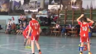 В Черноморске прошли игры в рамках Открытого чемпионата области по гандболу «Детская лига»