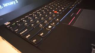 Lenovo ThinkPad T460S Hands On