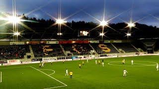 GHS in Schaffhausen - FC Schaffhausen vs. Servette FC - 26.11.2017