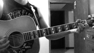 George Harrison - Ballad Of Sir Frankie Crisp (Let It Roll) - Guitar Cover