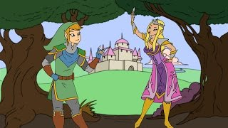 FAIRY TALE FRIDAY - THE LEGEND OF ZELDA