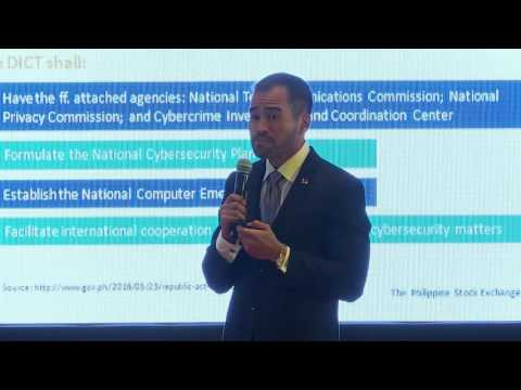 Asia Security Summit 2016: Roel Refran