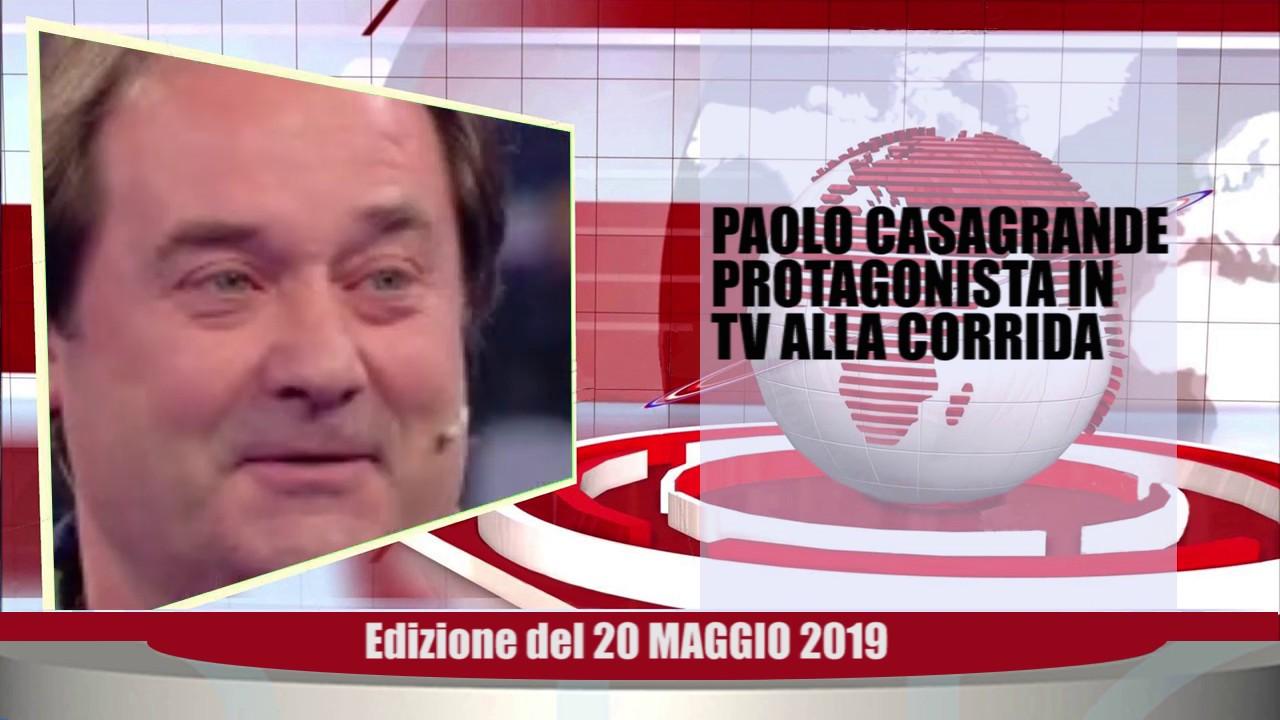 Velluto Notizie Web Tv Senigallia Ed 20 05 19