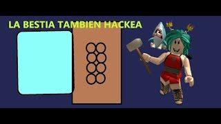 LA BESTIA TAMBIEN HACKEA/FLEE DIE FACILITY/ROBLOX