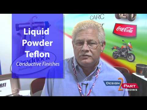 Liquid, Powder & Teflon Coatings by Craddock