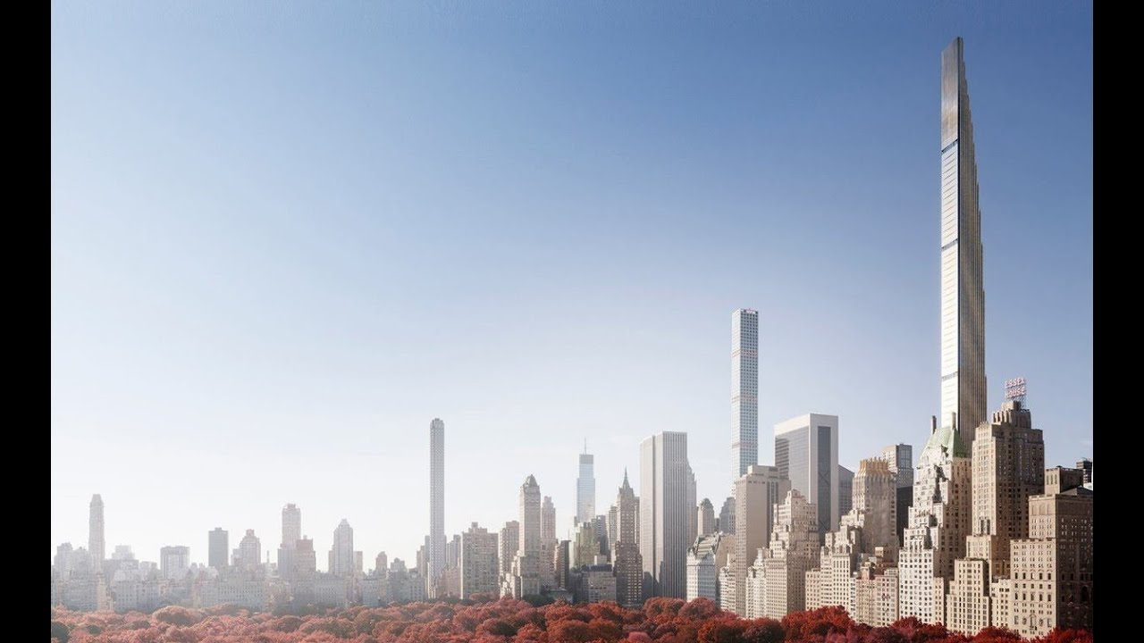Future New York City: 2020 Tallest Building Projects and ...