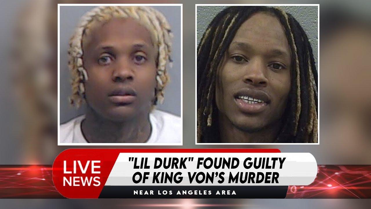 Download Lil Durk Found Guilty of King Von's Passing