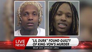 Lil Durk Found Guilty of King Von's Passing
