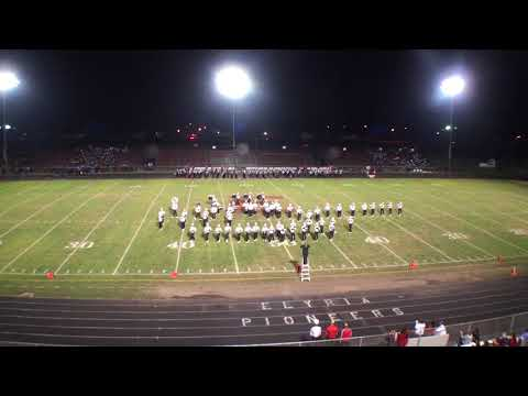 2017 - 2018 Brookside High School Marching Band 2017_09_16
