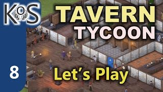 Tavern Tycoon Ep 8: Winter is Coming, Part 2 - First Look - (Early Access) Let's Play, Gameplay
