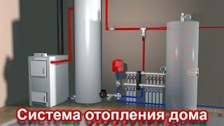 Система отопления дома – Оборудование и монтаж(, 2016-02-02T11:06:48.000Z)