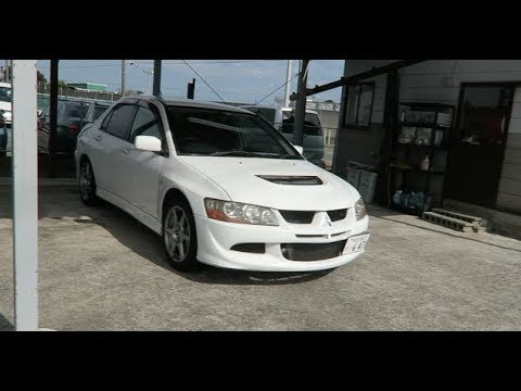 RENTING AN EVO 8 IN JAPAN! Vlog #513 (31.10.17)