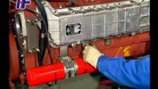 Дизельний двигун Howo і ремонт керівництво двигун wd615 Глава 6.Аві