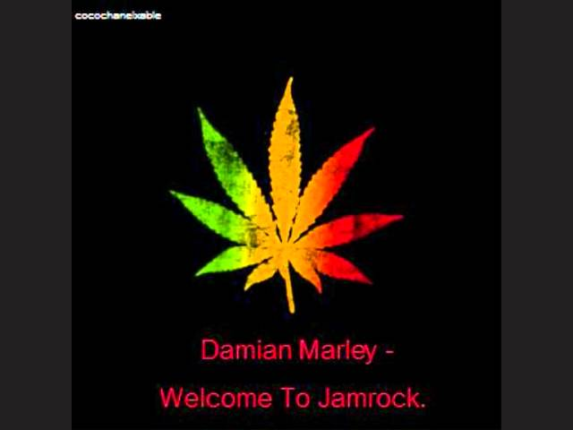 damian marley welcome to jamrock - 640×480