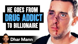 From Drug Addict To Billion Dollar Empire: The Shocking Life Story Of Grant Cardone | Dhar Mann