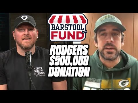 Aaron Rodgers blasts politicians for violating own COVID-19 mandates, says government is not doing much to help small businesses