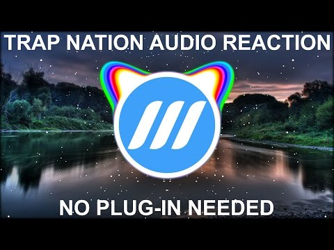 After Effects Tutorial: Audio Spectrum Effect [Trap Nation]