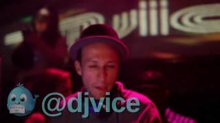 DJ Vice spins w/ DJ Irie mc