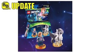 LEGO 2017 DIMENSIONS HERMIONE FUN PACK 71348 IMAGE REVEALED NEWS UPDATE