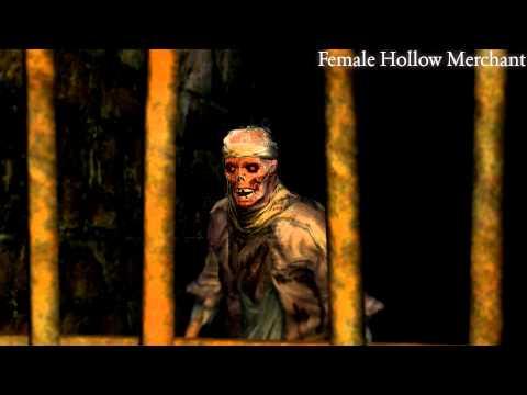Dark Souls Dialogue - Hollow Merchant (Female)