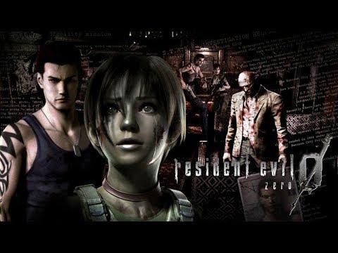 Resident Evil: Zero - стрим второй