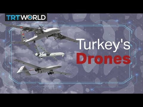 Turkey's Drones: A game changer