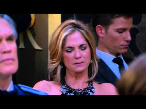 Blair Cries During Carl's Speech, Thinking About Todd: OLTL