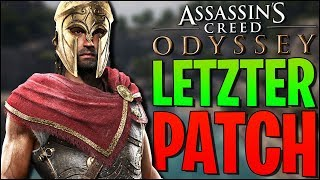 LETZTES UPDATE JEMALS - Patch 1.5.1 in Assassin's Creed Odyssey - Assassin's Creed Odyssey Tipps
