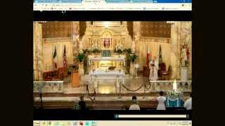 MIDDAY MASS AUGUST 15 2014 ASSUMPTION OF MARY ENGLISH