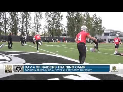 Oakland Raiders training camp Amari Cooper turning heads   NFLcom