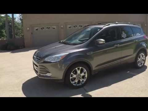 HD VIDEO 2013 FORD ESCAPE SEL NAV TECHNOLOGY FOR SALE INFO WWW SUNSETMOTORS COM