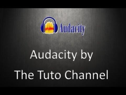 [TUTO] découper une musique avec Audacity