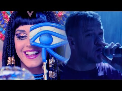 Whatever It Takes x Dark Horse (Mashups) Katy Perry  x Imagine Dragons  (Music Video)