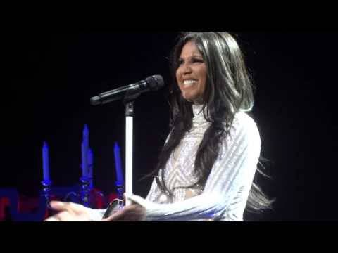 Toni Braxton - Unbreak My Heart - Live @ Sprint Center 10/14/2016