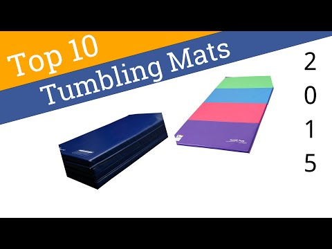 10 Best Tumbling Mats 2015